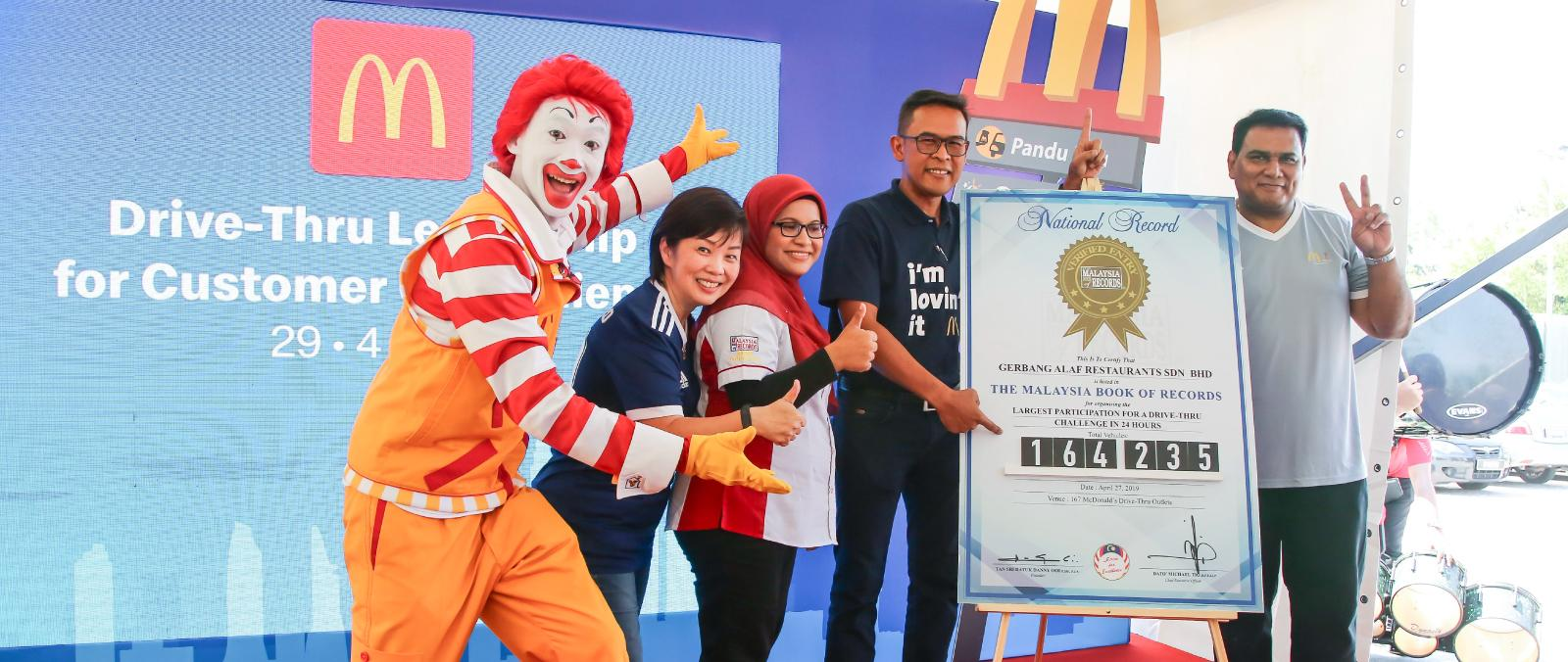 McDonald's Malaysia Ramps Up Drive-Thru Business to Suit  Consumers' On-the-Go Lifestyles's image'