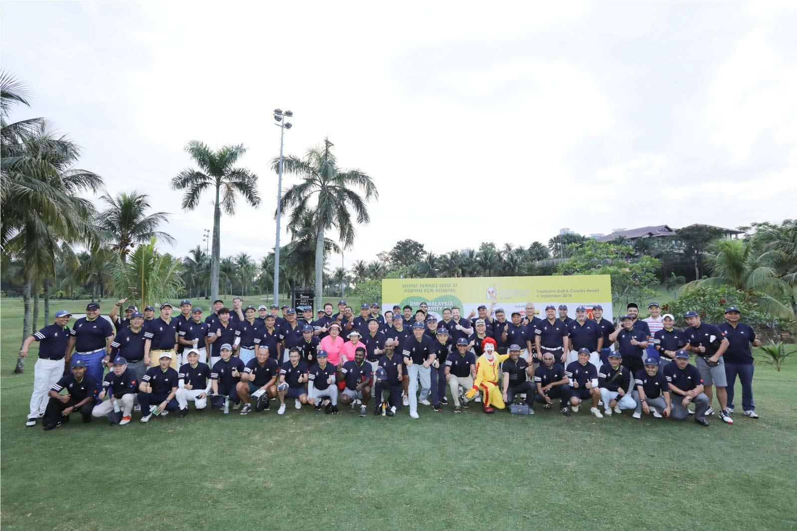 RMHC Charity Golf Tournament 2018 2